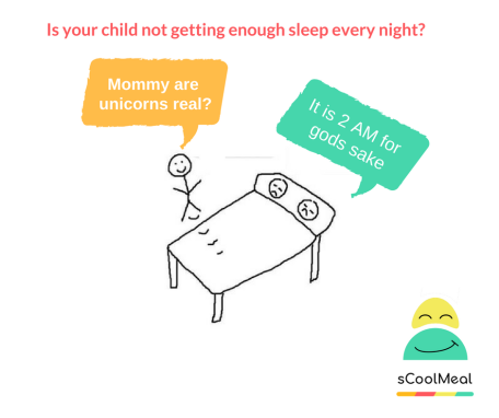 Simple tips and tricks to help your child sleep better
